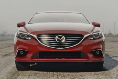 2016 Mazda6 [Replace]
