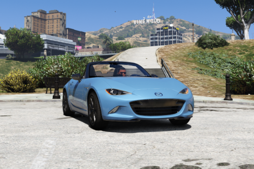 2016 Mazda MX-5 Miata ND Realistic Sound Mod