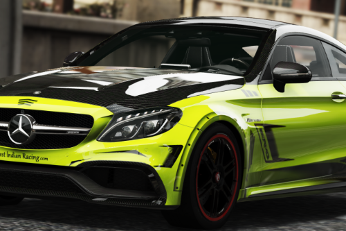 2016 Mercedes-Benz AMG C63 S-Uniform(Reference from FH3)
