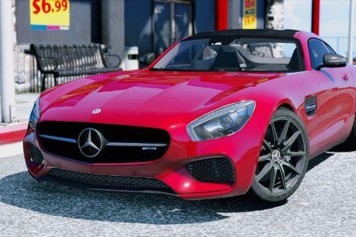 2016 Mercedes-Benz AMG GT [Add-On]