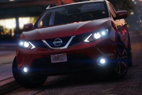 2016 Nissan Qashqai [Add-On]