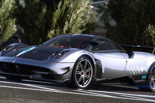 2016 Pagani Huayra BC [Add-On / Replace]