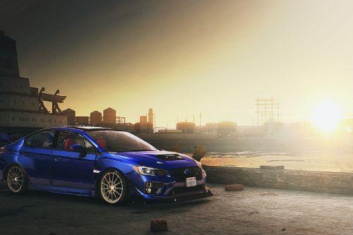 Na Subaru Mods