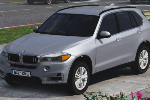 2016 Unmarked BMW X5