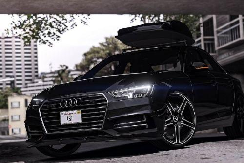 2017 Audi A4 Quattro ABT [Add-On / Replace | Tuning]