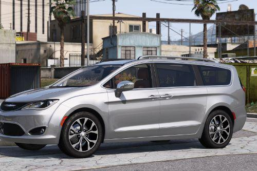 2017 Chrysler Pacifica Limited 2.0 (Replace)