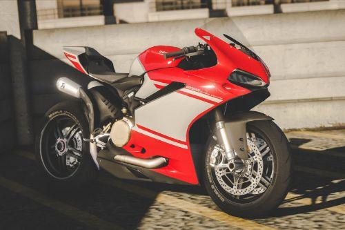 2017 Ducati 1299 Panigale Superleggera [Add-On | Template]