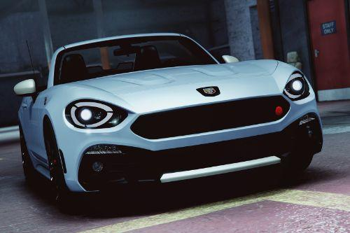 2017 Fiat 124 Spider Abarth [Add-On / Replace]