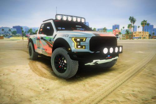 2017 Ford F-150 Raptor [Add-On | Tuning | Template]