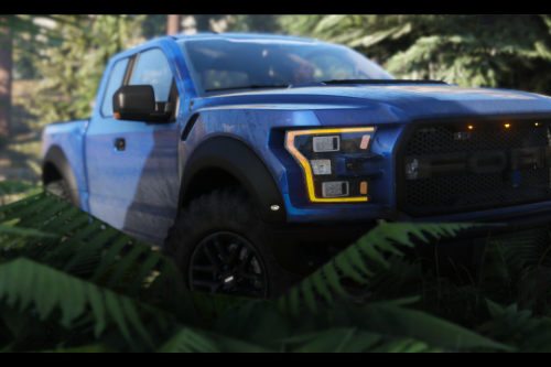 2017 Ford Raptor [Add-On | Tuning]