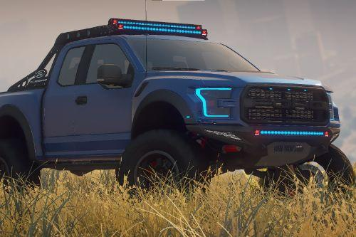 2017 Ford Raptor Scorpio Edition [Add-On | FiveM]