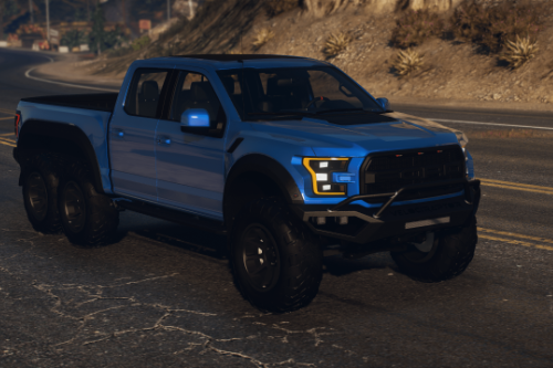 2017 Hennessey Velociraptor 6x6 [ Add-On | FiveM | Tuning ]