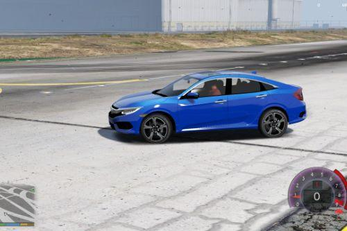 2017 Honda Civic Touring [Replace]