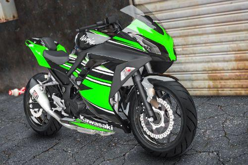 2017 Kawasaki Ninja300 [Add-On | Tuning]