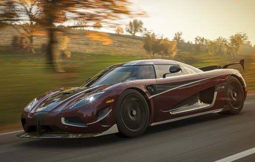 2017 Koenigsegg Agera RS Handling and Sounds