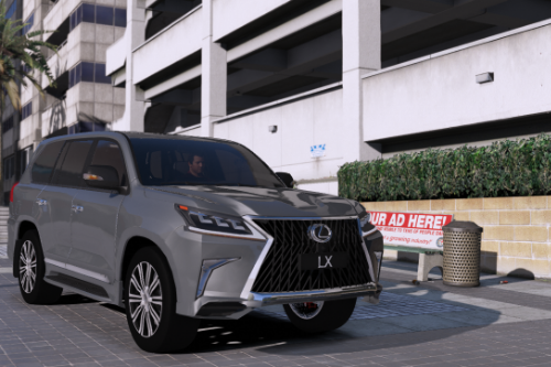 2018 Lexus LX570 [Replace]