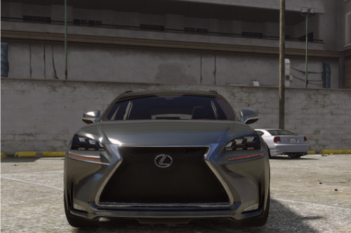 2017 Lexus NX200t - [Add-on]