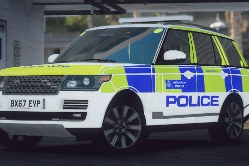 2017 Metropolitan Police SEG Ranger Rover Vogue [Replace | ELS]