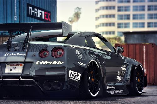 2017 Nissan GTR-RocketBunny