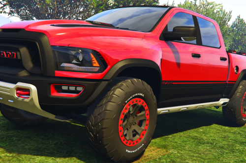 2017 Dodge RAM 1500 Rebel TRX Concept [Add-On | Tuning]