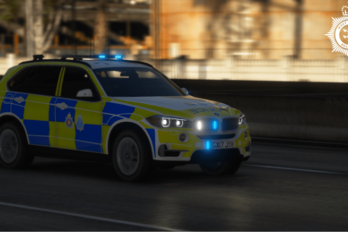 2017 Sussex/Surrey Police ARV BMW X5 F15 [ELS]