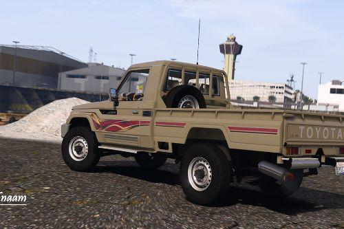 2017 Toyota Land Cruiser v6 [ Add-on / Tuning / Livery / Replace]