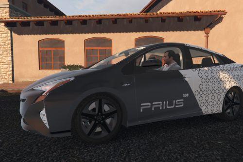 2017 Toyota Prius Hybrid - Modern Prius [Paintjob]