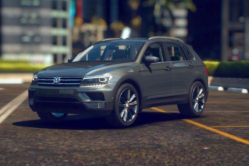 2017 Volkswagen Tiguan 2.0 TSI [Add-On / FiveM | Tuning]