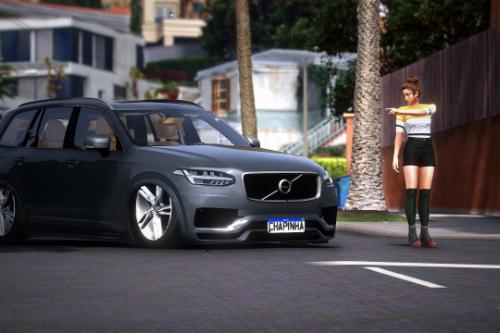 2017 Volvo XC90 [Add-On]
