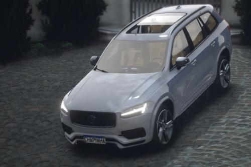 2017 Volvo XC90 Original [Add-On]