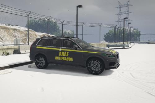 2017 Volvo XC90  Romanian Anaf