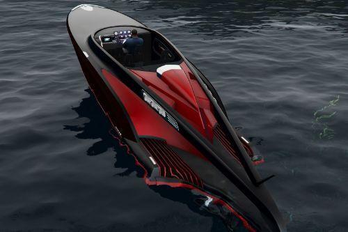 2018 Aeroboat SV12 /Trailer boat [Replace]
