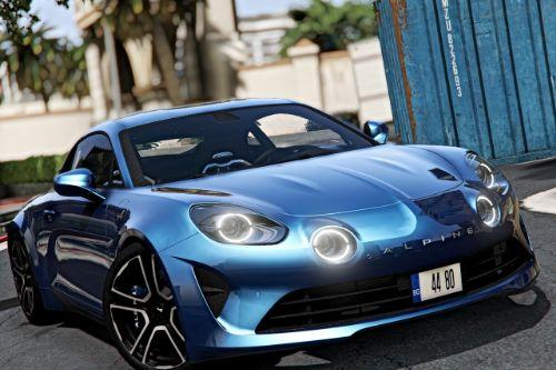 2018 Alpine A110 [Add-On]