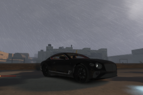 2018 Bentley Continental GT [Add-On]