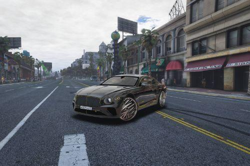 2018 Bentley Continental