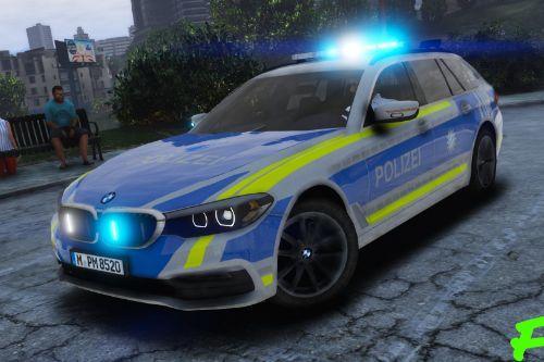 2018 BMW G31 5 Series | Polizei Bayern