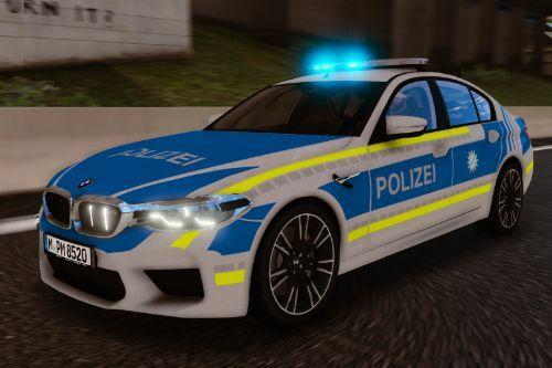 2018 BMW M5 F90 | Polizei Bayern