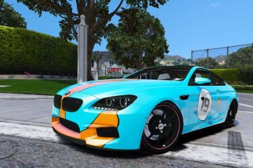 2018 BMW M6 [Add-On / Replace | Tuning | Template]