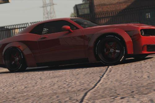2018 Dodge Challenger SRT Demon [Add-On | OIV | Tuning | Animated | Extras]