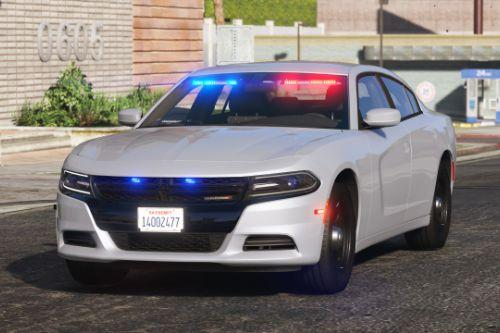 2018 Dodge Charger - Los Santos Police Department (LSPD/LAPD) Unmarked [Add-On / Replace | DLS / non-ELS]