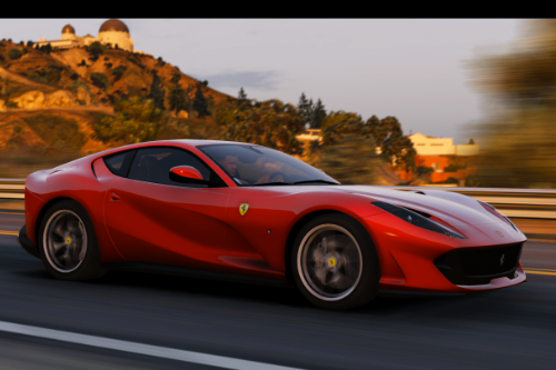2018 Ferrari 812 Superfast [Add-On / Replace]