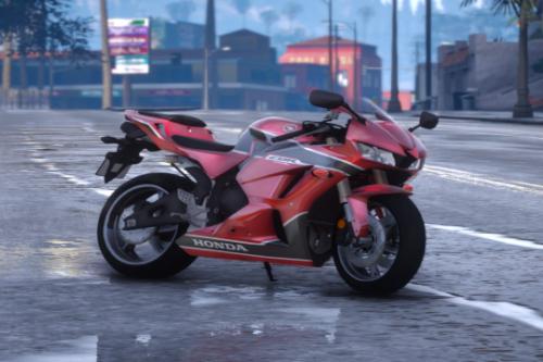 2018 Honda CBR600RR [Add-On]