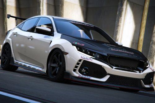 2018 Honda Civic Type-R (FK8) [Add-On | RHD | Template]
