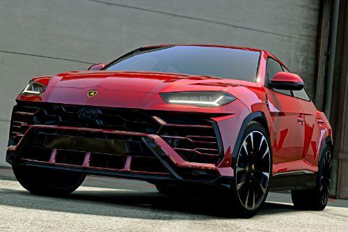 2018 Lamborghini URUS [Add-On]