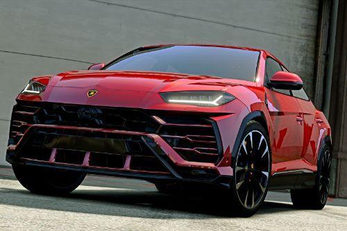 2018 Lamborghini URUS [Add-On]