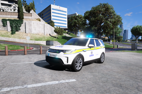 2018 Land Rover Discovery 5 Garda Water Unit