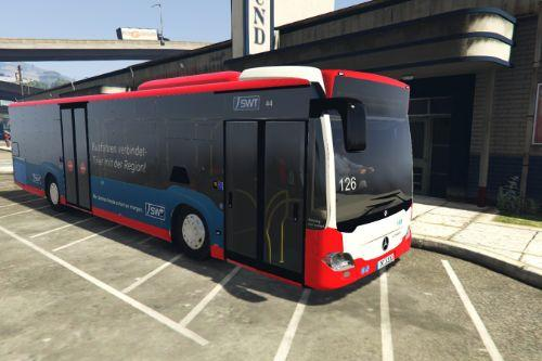 2018 Mercedes-Benz Citaro | SWT BUS / Stadt-Trier [Paintjob]