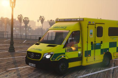 2018 Mercedes Sprinter Ambulance - (ELS Enabled) [Replace | ELS]