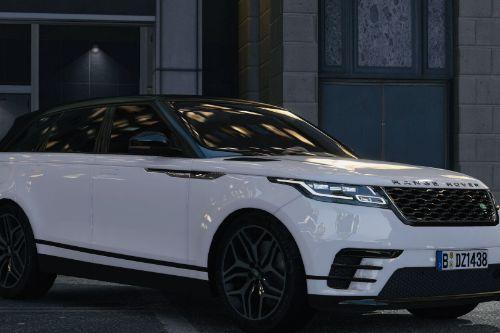 2019 Range Rover Velar [Add-On]