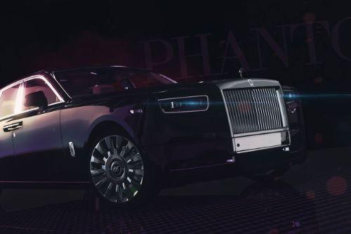 2018 Rolls-Royce Phantom VIII [Add-On]